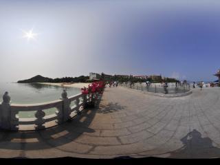 蜈支洲岛虚拟旅游