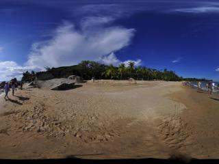三亚天涯海角沙滩
