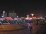 济南泉城广场夜景 NO.3