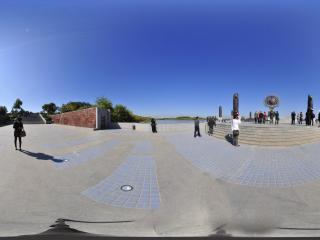 哈尔滨太阳岛广场