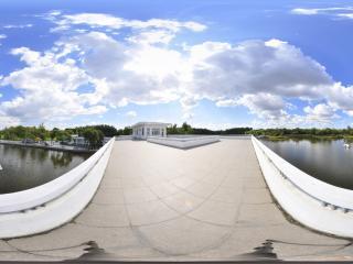 哈尔滨太阳岛观水平台