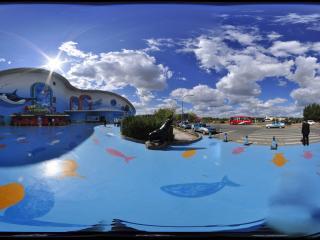 哈尔滨太阳岛海洋馆