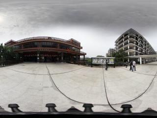 广州大学城美术学院概览
