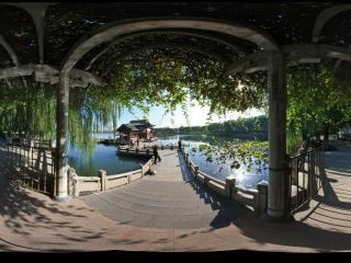 济南 大明湖园景 NO.6