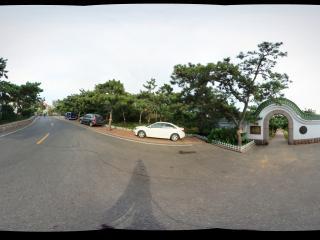 鲁迅公园入口