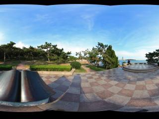 鲁迅公园园景