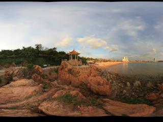 汇泉湾全景