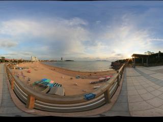 汇泉湾沙滩