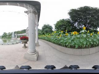 广州云台花园喷泉