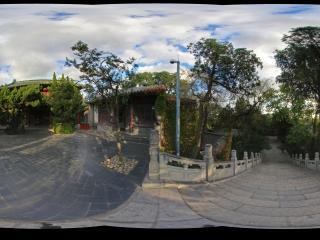 蓬莱阁全景