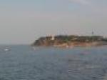 烟台海滨码头全景