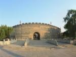 三孔城墙外全景