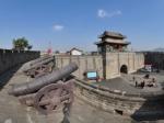 葫芦岛瓮城城墙全景