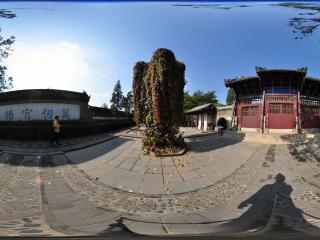 葫芦岛兴城文庙极星门