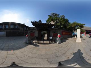 葫芦岛兴城文庙大门