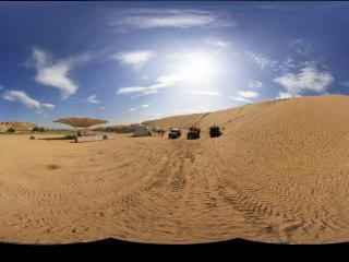 内蒙古响沙湾景1