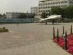 装甲陈列区广场全景