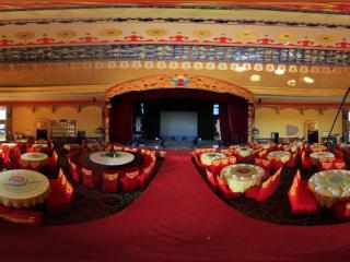 赛汗塔拉天然生态园蒙古大营内