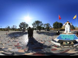 赛汗塔拉天然生态园蒙古大营