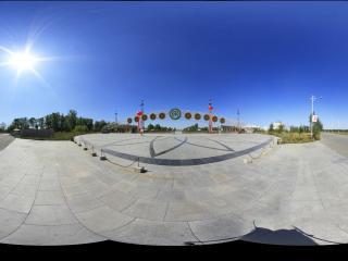 蒙古风情园全景