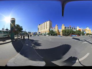 伊斯兰风情街虚拟旅游