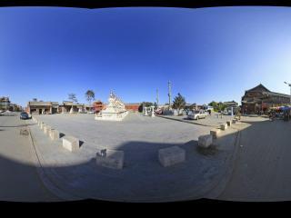 阿拉坦汗广场虚拟旅游