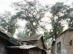 朝阳区酒仙桥二街坊贫民区全景
