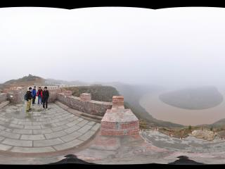 永和县蛇曲黄河地质公园