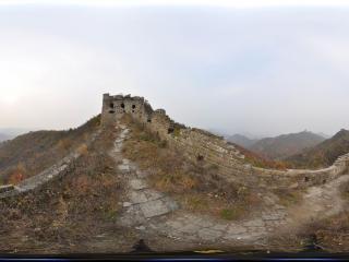 纵观葫芦岛永安长城 NO.3全景
