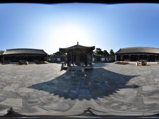 葫芦岛督师府大堂