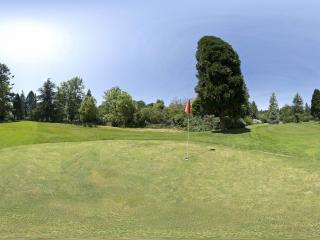 澳大利亚墨尔本高尔夫球场全景