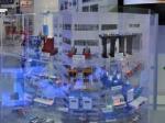深圳高交会上核电设备模型展示全景