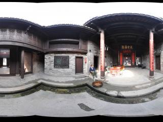 张谷英 古老村落中朴素而安逸的生活全景