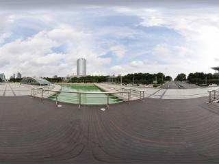 上海世纪广场虚拟旅游
