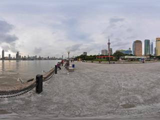上海外滩1全景