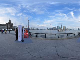 上海外滩3全景
