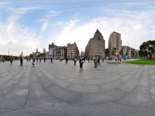 陈毅广场虚拟旅游