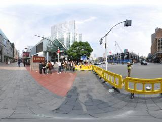 南京路步行街虚拟旅游