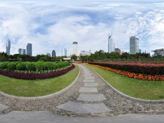 上海人民公园虚拟旅游