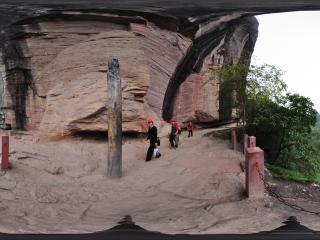 福建 虎啸岩 NO.3全景