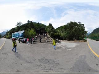 龙川大峡谷虚拟旅游