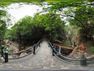 武夷山龙川大峡谷 NO.1全景