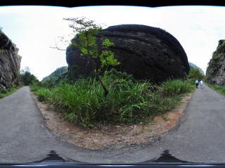 武夷山 水帘洞 NO.9全景