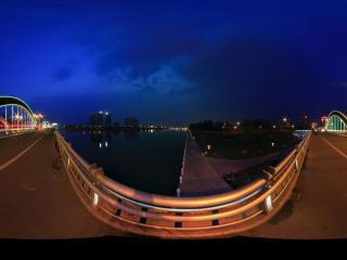 汾河公园虚拟旅游