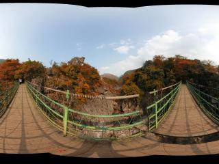 黄果树七星桥全景