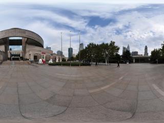 上海博物馆大门1