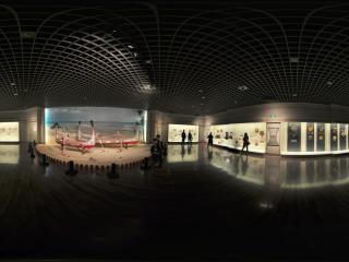 上海博物馆--中国少数民族工艺馆