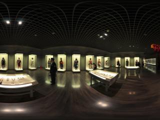 上海博物馆--中国少数民族工艺品馆