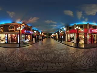 上海城市规划馆虚拟旅游