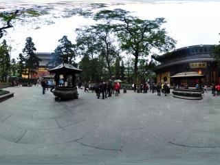 灵隐寺虚拟旅游